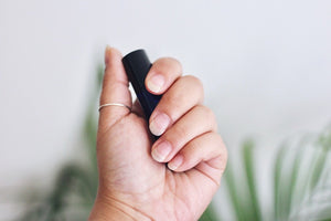 Essential Oil Cuticle Oil Roll-On Recipe