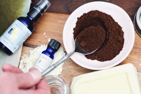 Coffee absolute diy lip scrub recipe for chapped lips