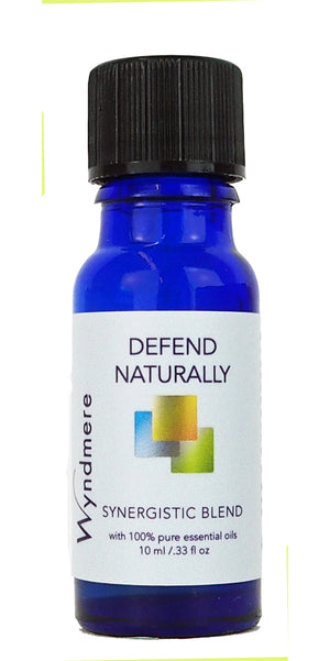 defend naturally essential oil blend