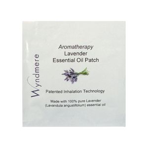 Lavender Aromatherapy Inhalation Patch
