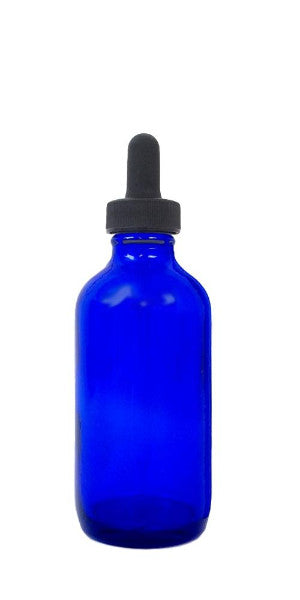 Glass Bottles With Droppers Available In Multiple Sizes - Bottles & Jars - Wyndmere Naturals