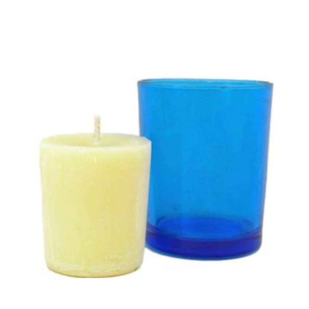 Anxiety Release Candle & Votive Holder