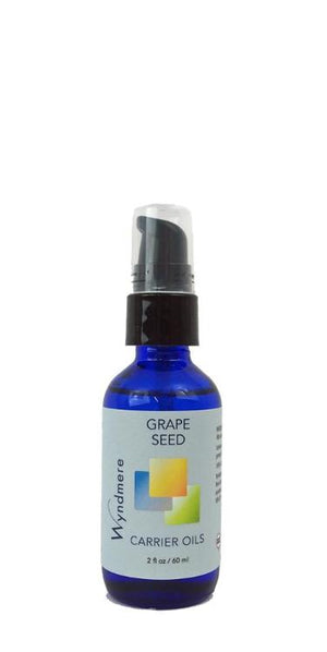 Grapeseed 2oz - Carrier Oils - Wyndmere Naturals