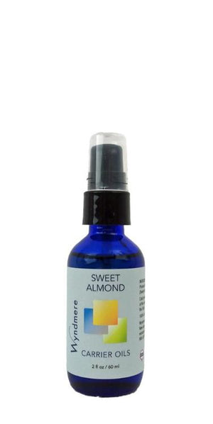 Sweet Almond 2oz - Carrier Oils - Wyndmere Naturals