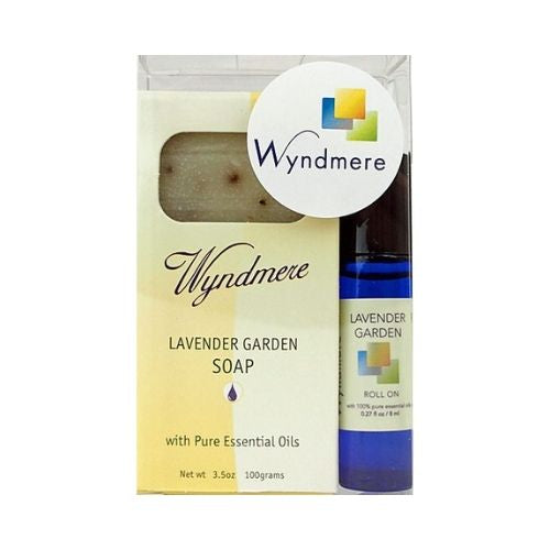 Lavender Garden Soap/Roll On Gift Set