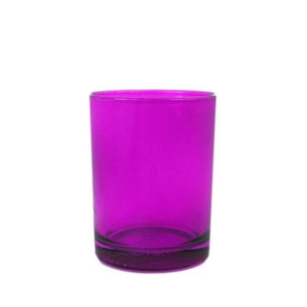 Votive Holder - Purple