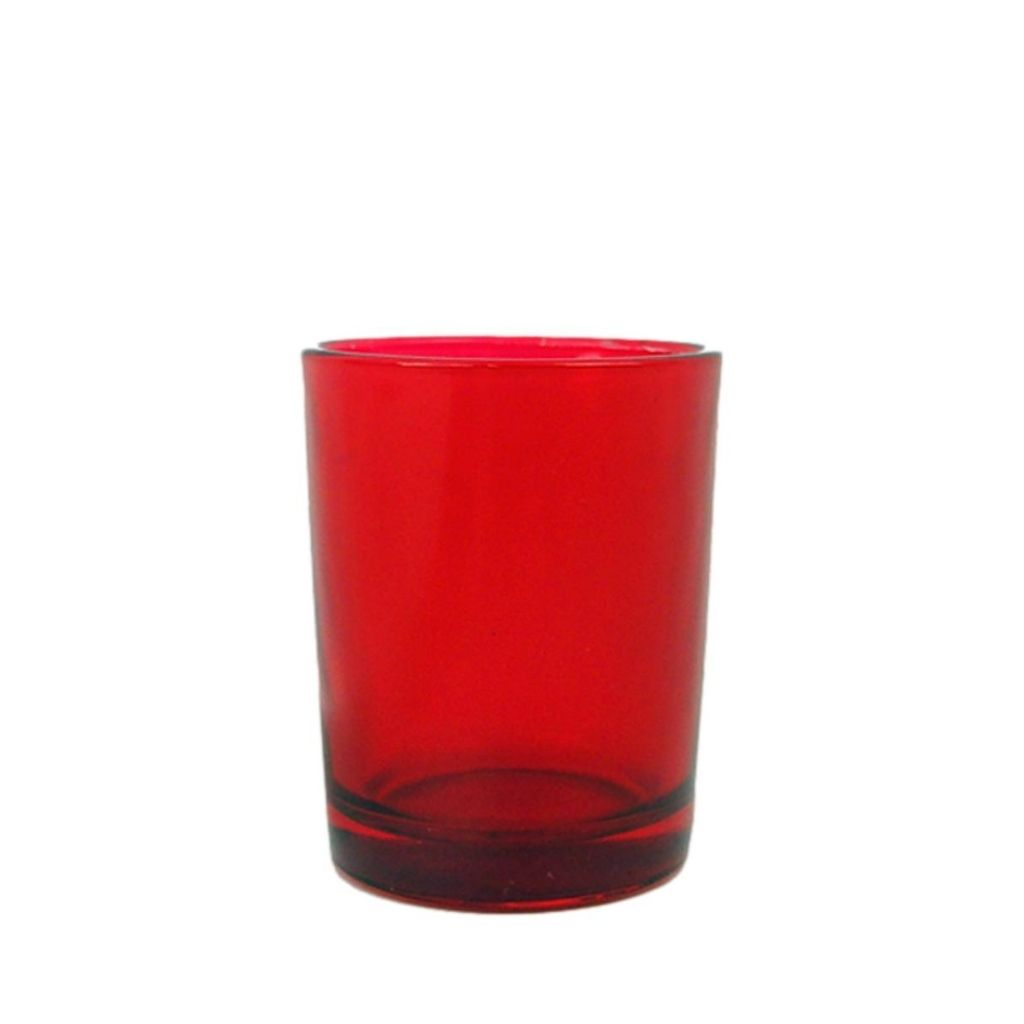 Votive Holder - Red