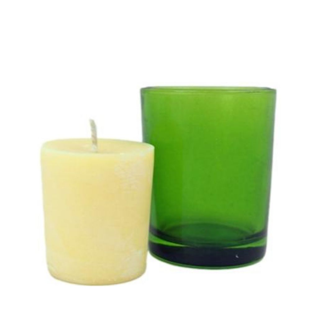 Relaxing Candle & Votive Holder
