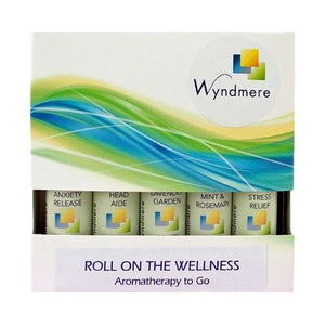 Roll On The Wellness ~ Roll-on Gift Set