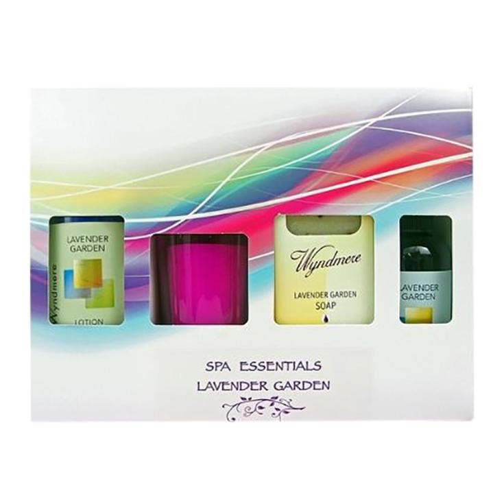 Lavender Garden Spa Essentials