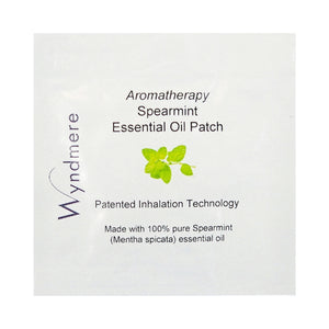 Spearmint Aromatherapy Inhalation Patch