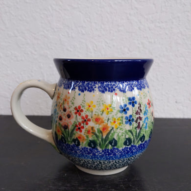 16oz Bubble Mug Monet garden