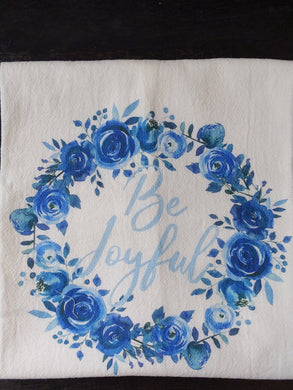 Be Joyful Hand Towel