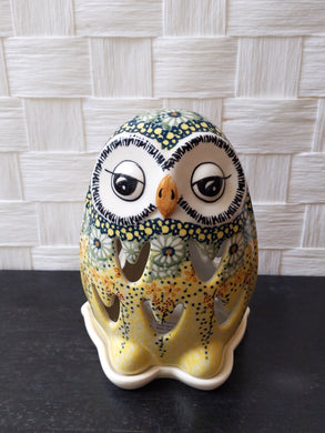 Roksana owl tea light