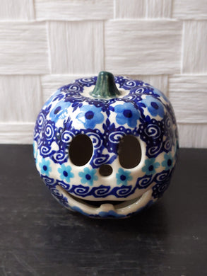 Andy Happy blue pumpkin
