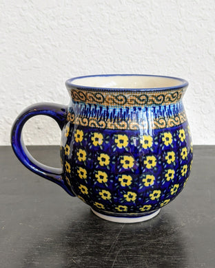 16oz midnight daisy Bubble Mug