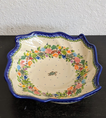 Serving bowl (sea life)
