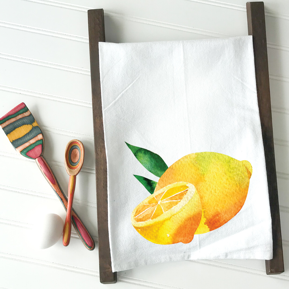 Lemon Squeeze - Kitchen Towel
