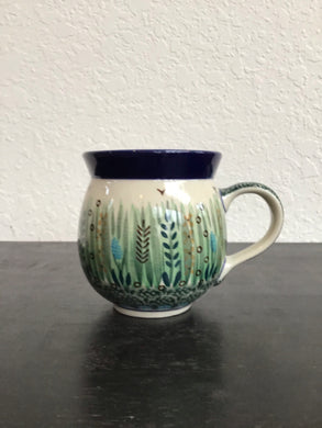 12oz unikat cattails mug