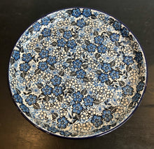 Unikat Cookie Plate (Black and Blue)