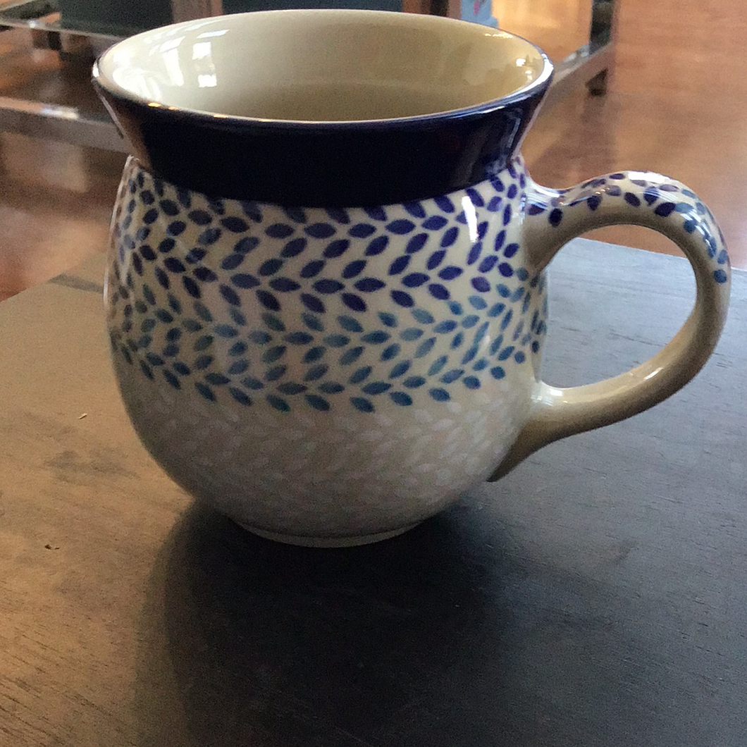Traditional 16oz mug(icicle)