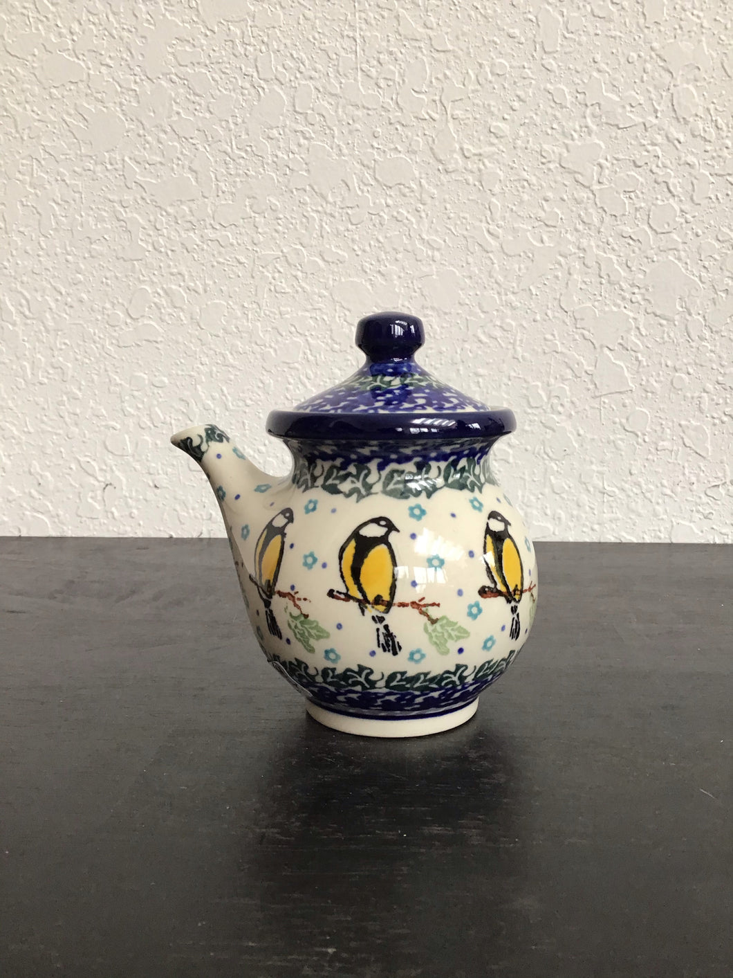 Mini tea pot