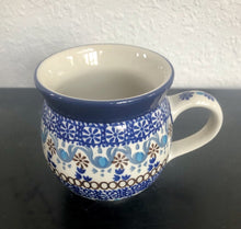 Traditional 12oz Bubble Mug(Groovy Blue)
