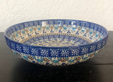 🌟Traditional Serving Bowls (Groovy Blue)