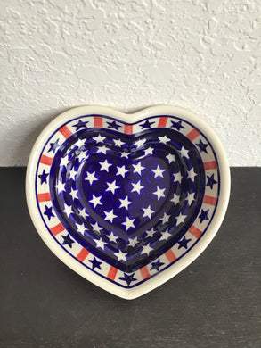 Baking dish(heart shaped)