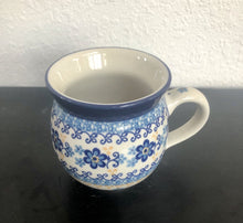 Traditional 12oz Bubble Mug (Winter Sky)