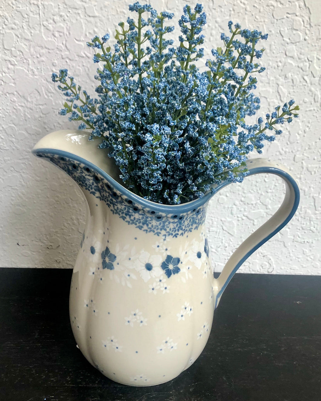 Simple Elegance Pitcher
