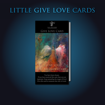 Give Love Cards