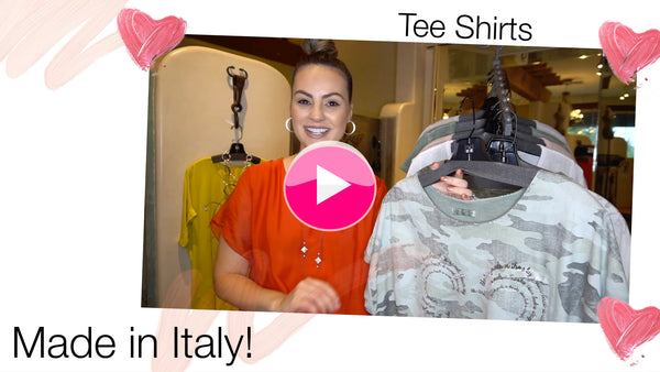 Everyday Italian Tees