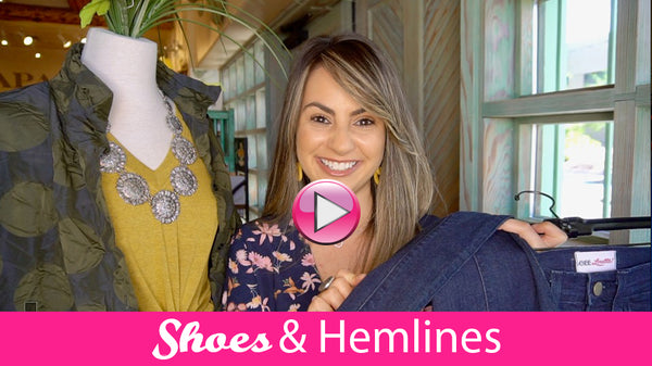 Shoes & Hemlines
