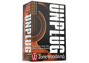 Open Box Special! ToneWoodAmp SOLO for Electro-Acoustic Guitar