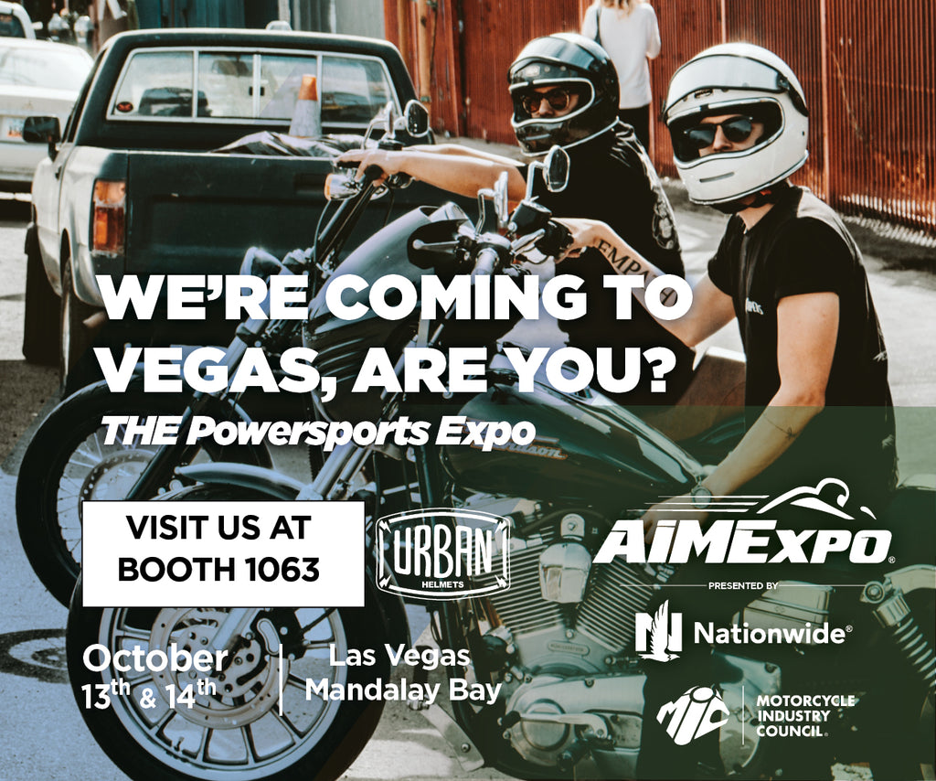 Urban Helmets @ AIM Expo 2018