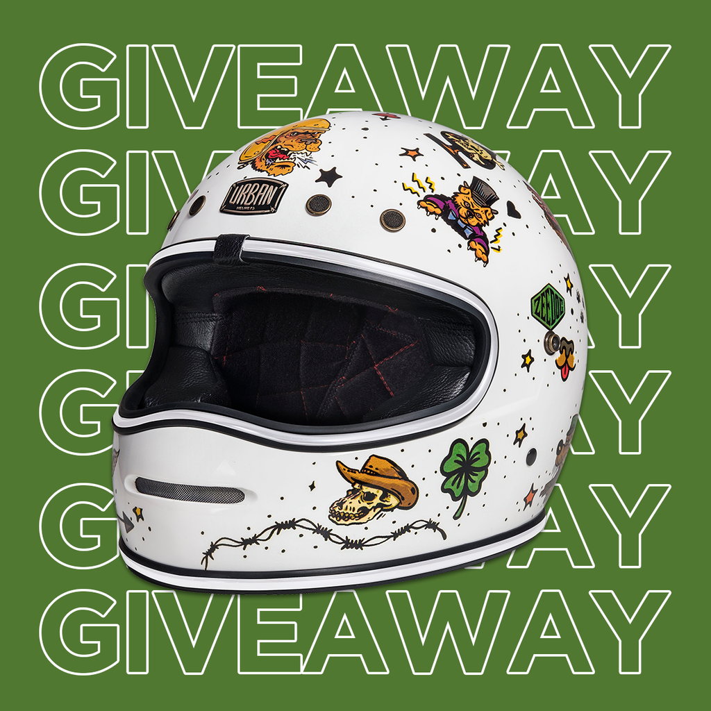 Enter to win a Zee Dog x Shawn McKinney BigBore Helmet