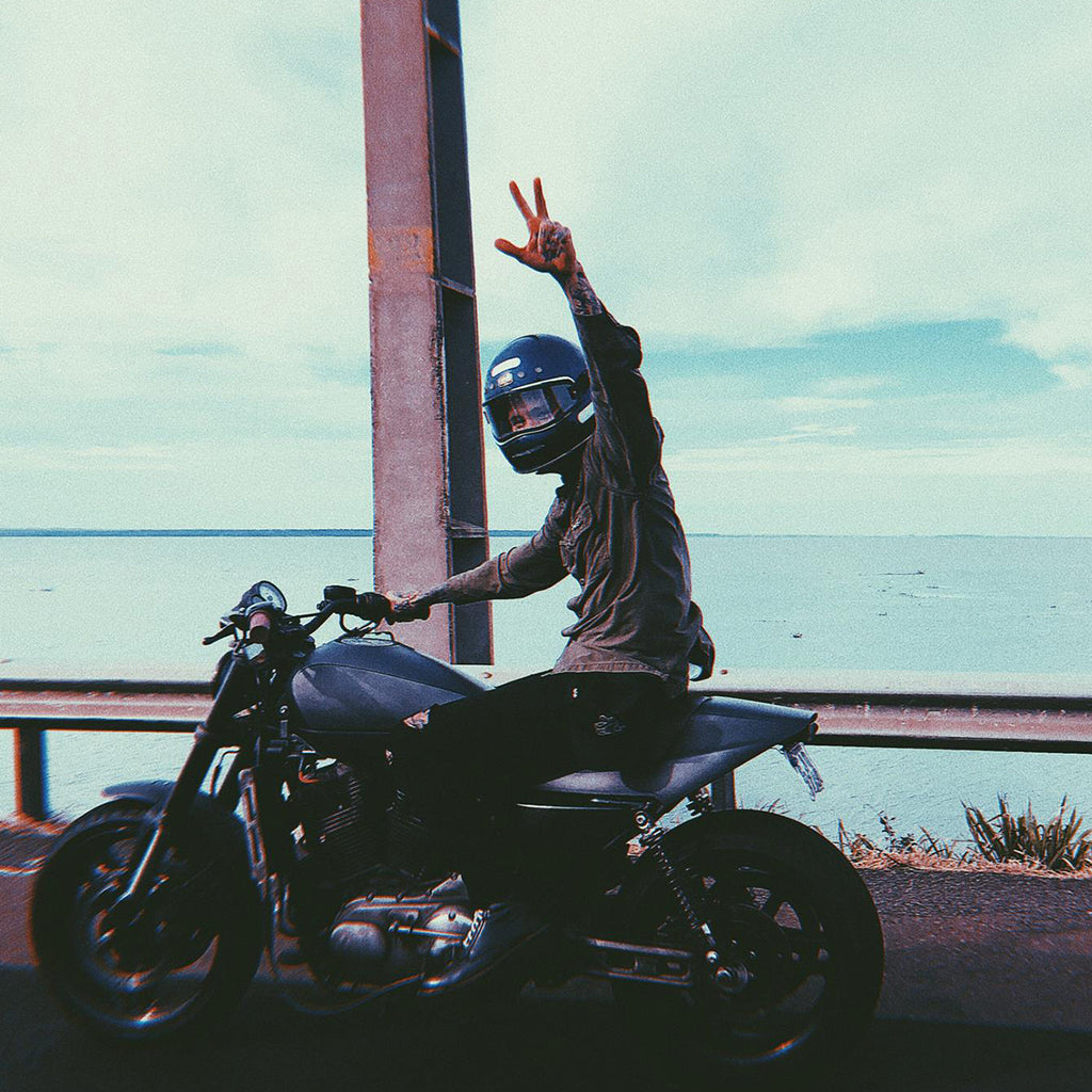 Less Talk, More Ride [LAUNCH POST]