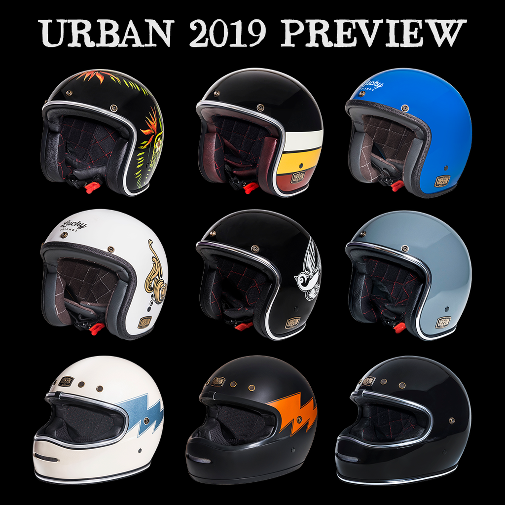 Urban Helmet 2019 preview