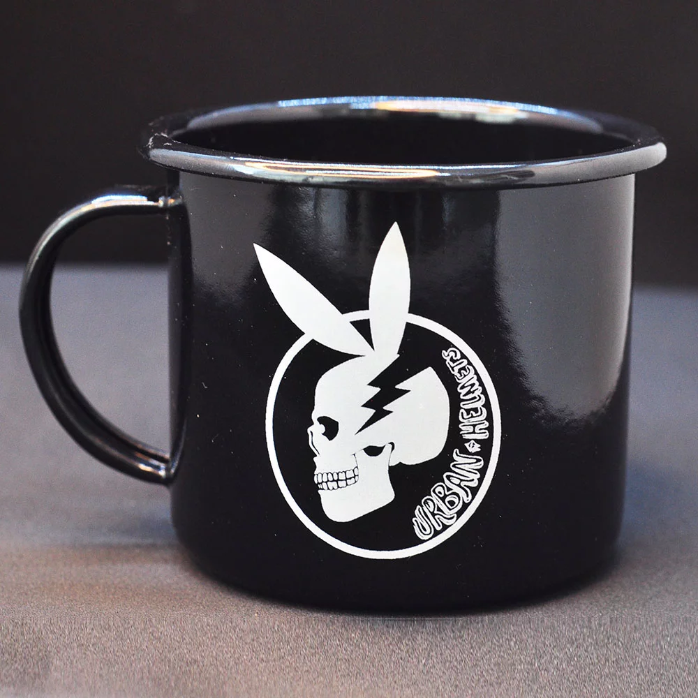 Mug Lust For Life Black
