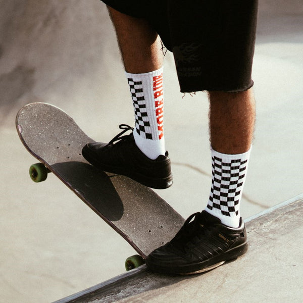 Urban Racer Socks