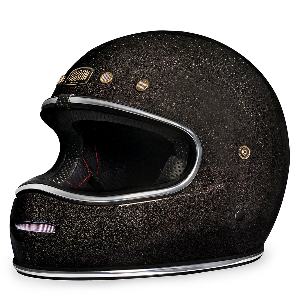 Urban BigBore Black Flake (without visor)