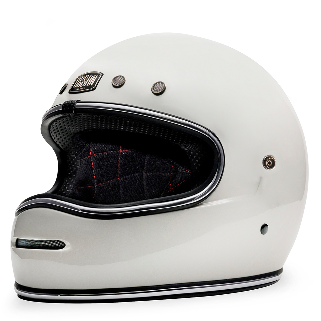 Urban BigBore Off White (without visor)