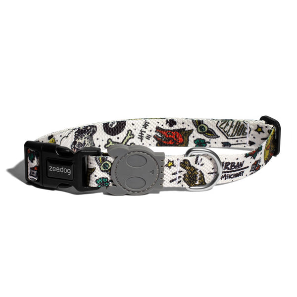 Zee.Dog x Urban Helmets -  Dog Collar