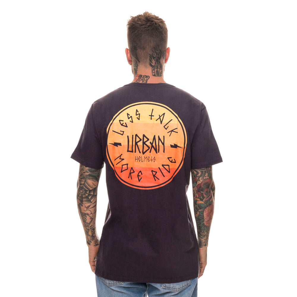 Urban Less Talk Label Dark Gray