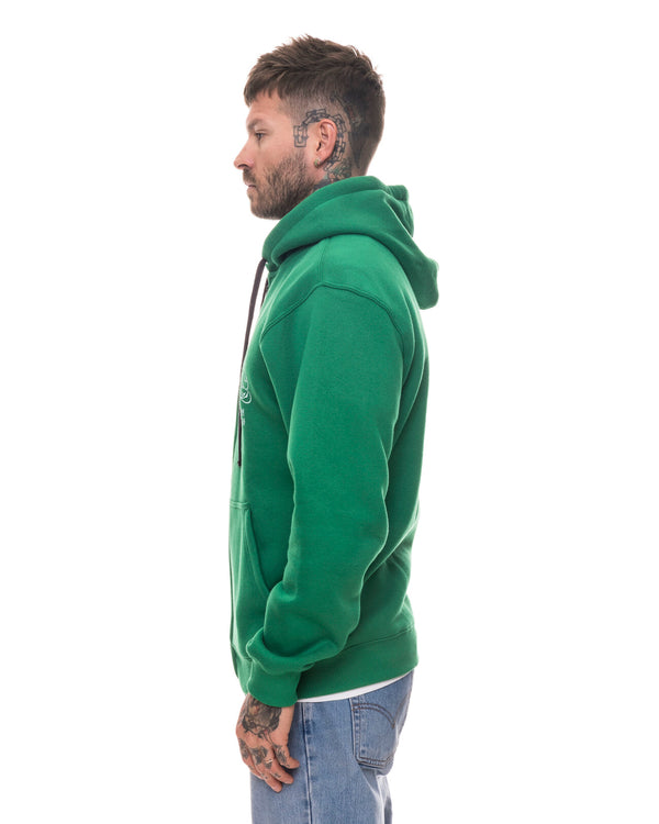 Urban Flash Green Hoodie