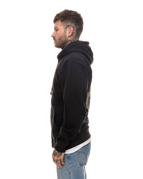 Urban Monster Black Hoodie