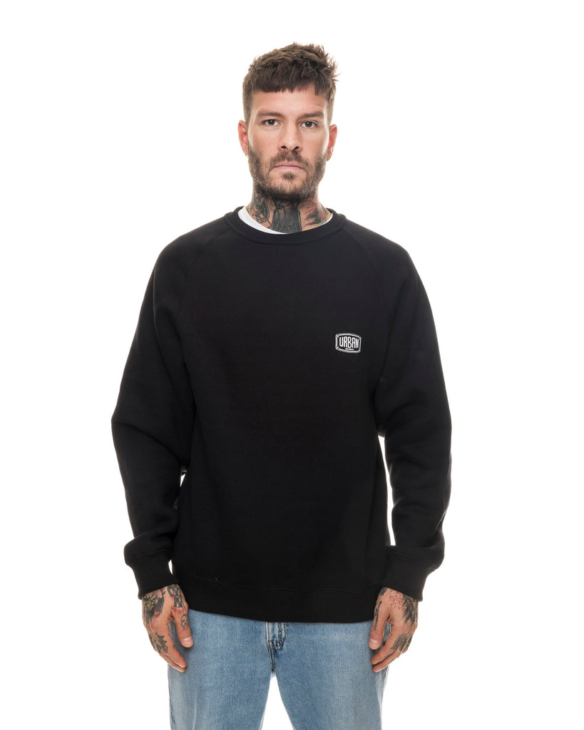 Urban Open Road Black Sweatshirt