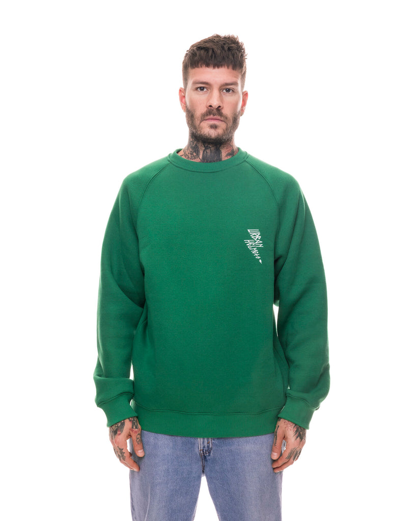 Urban The Judge Green Sweatshirt