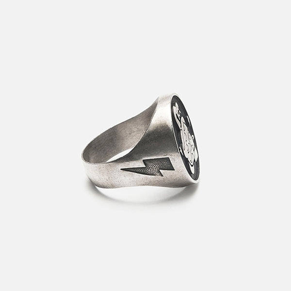 Urban Life Cycles 950 Silver Ring